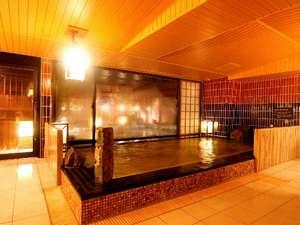 ◆女性大浴場 天然温泉岩木桜の湯<内湯>