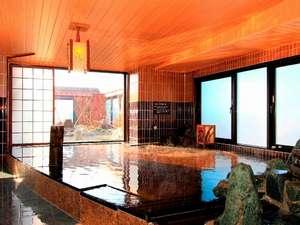 ◆男性大浴場 天然温泉岩木桜の湯<内湯>