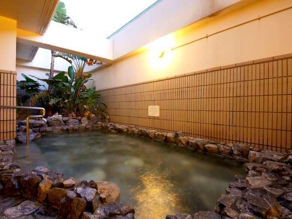 島人の湯「露天風呂」