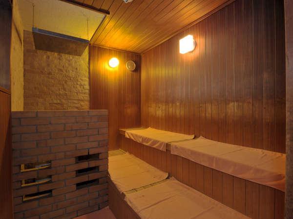 ●男性・女性共にサウナと水風呂を備えております