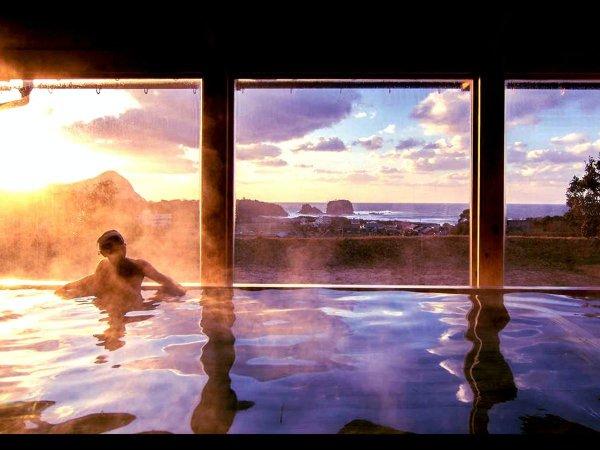 【宇川温泉 よし野の里】【2021年浴場リニューアル】 コテージ風の客室と温泉が魅力です