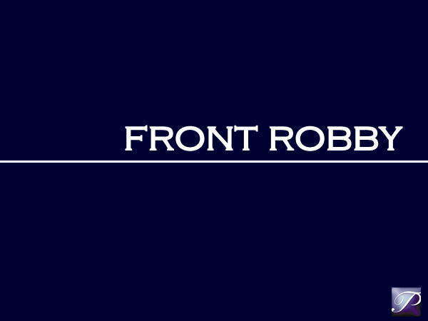■Front robby■