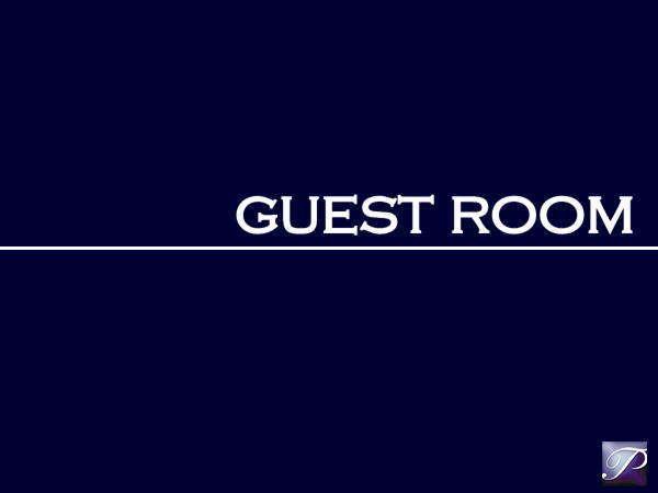 ■Guest room■