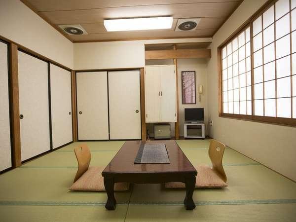 和室一例です。人数に合わせてご用意させて頂きます。