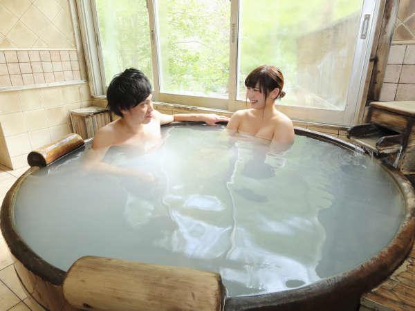 【おすすめの過ごし方】4.貸切風呂で大切な人とプライベートな時間を満喫