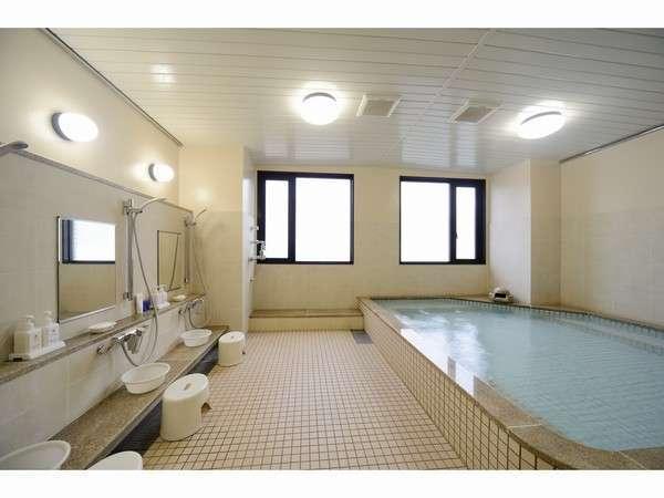 ◆4階サウナ付大浴場⇒大好評♪