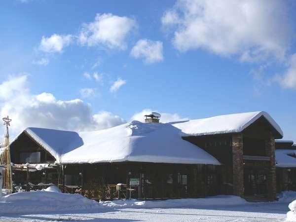 センターハウス冬