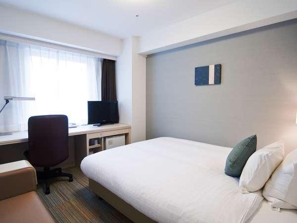 ◆ダイワロイネットホテル大阪上本町では、18平米以上のお部屋をご準備致しております。