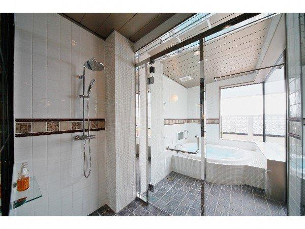 11階プレミアムココスイートツイン*バスルーム