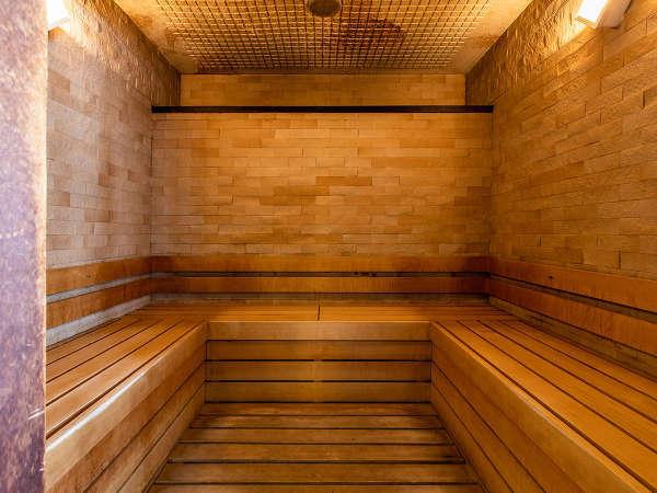 ■男性大浴場 サウナ  15:00から25:00 6:00から10:00