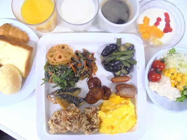 ☆大好評☆朝食和洋バイキング◇毎朝6:30~9:30◇2F朝食ラウンジ◇