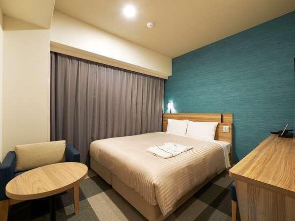 機能性と滞在利便性抜群、清潔で快適な宿泊空間を提供し続けます!