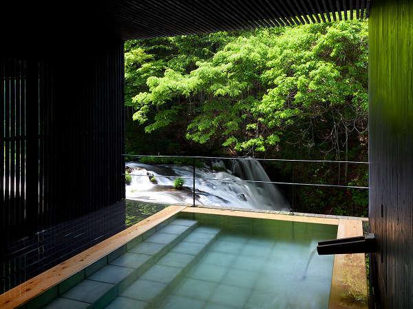 *本館「庄助の宿 瀧の湯」の大浴場「瀧美の湯」のイメージ♪