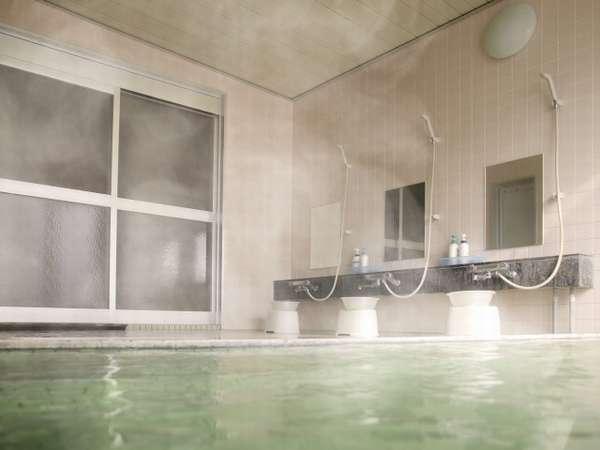 天然温泉100%で24時間入浴可能!夜も朝もゆっくり温まろう!