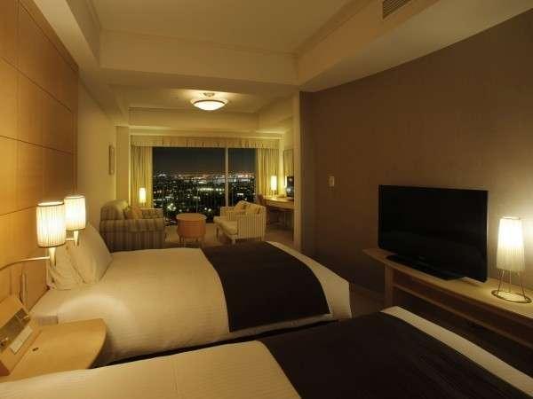 ホテルエミオン東京ベイの部屋