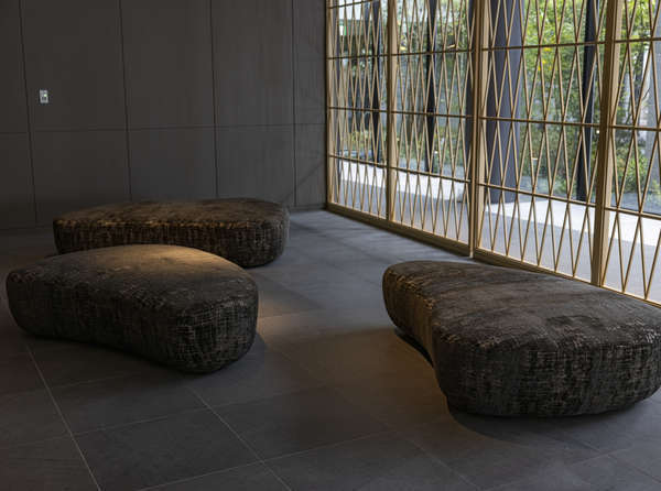 湯どころ(大浴場)のラウンジ