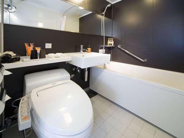 バスルーム(ツイン・ダブル16平米)