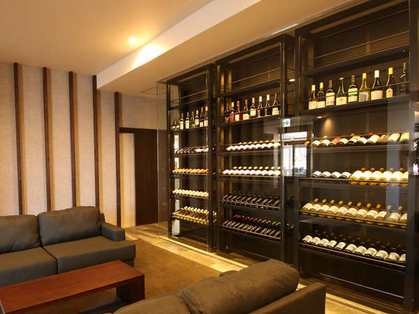地元のワインをはじめ海外のレアワインも!!