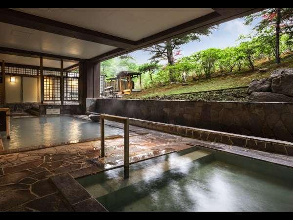 【大浴場:露天風呂一例】