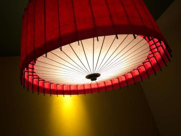【施設】館内の灯りにもこだわり