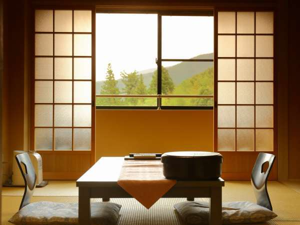 【和室】シンプルな客室(7畳)