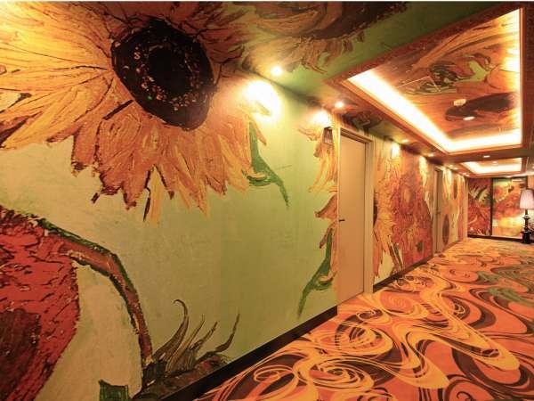 ★別館廊下