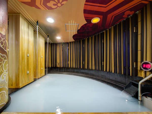 ☆男性大浴場☆水風呂