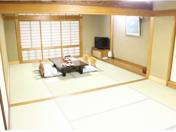 スタンダード客室(12畳)一例