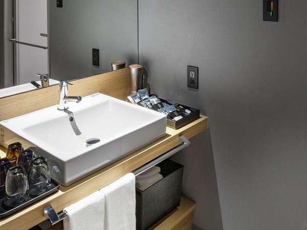 ★機能的な洗面台完備★