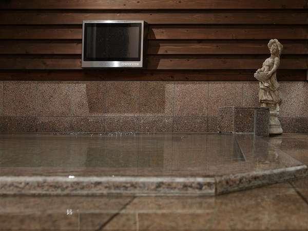 液晶TV付貸切温泉露天風呂