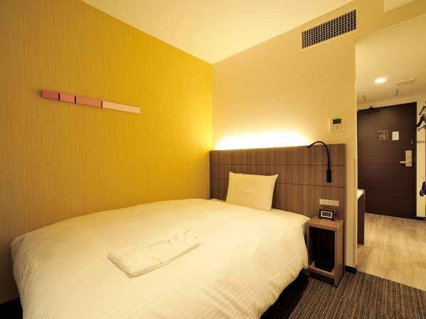 【Single Room】140センチダブルベッド使用のシングルルームYouTubeも楽しめます!