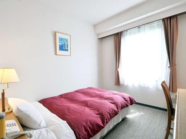 【シングル】客室をリニューアル!より快適にお過ごしいただけます。