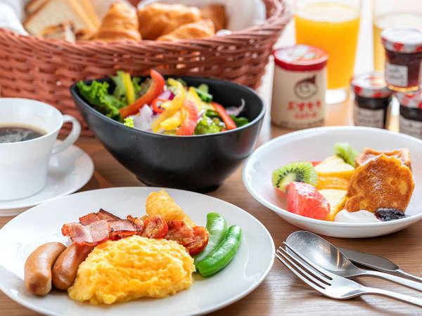 <朝食>ホテルで過ごす最後の想い出だからこそ、心に残る朝のひとときを