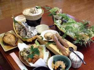 季節のお料理(食材によりお料理は変わります)