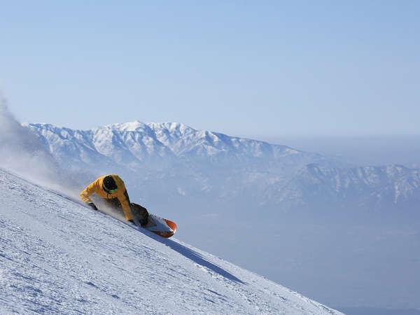 西日本最大級のスノーリゾート★スキージャム勝山まで車で約15分!
