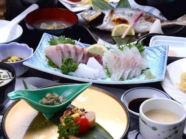 *ご夕食一例/天草獲れ・新鮮な海の幸を満喫♪