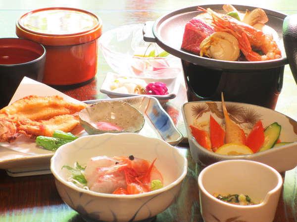 越前町の季節を感じるほっこり田舎料理☆(夕食一例)