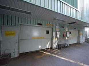 立体駐車場(入庫制限有)1泊1台500円にて駐車頂けます。