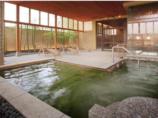 芭蕉の湯・露天風呂