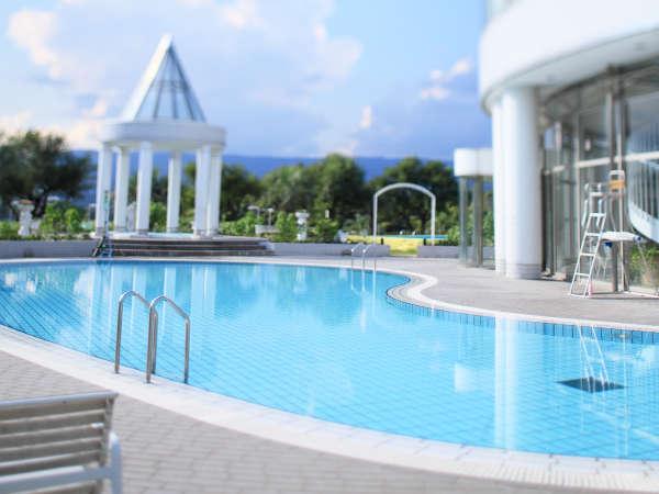 【ガーデンプール】屋外プール(夏季のみ営業)
