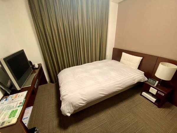 ■エコノミーシングル ベッド幅120×195 平米数14.5