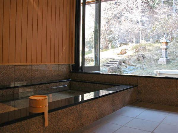 「離れ」にご宿泊のお客様専用の家族風呂【亀の湯】