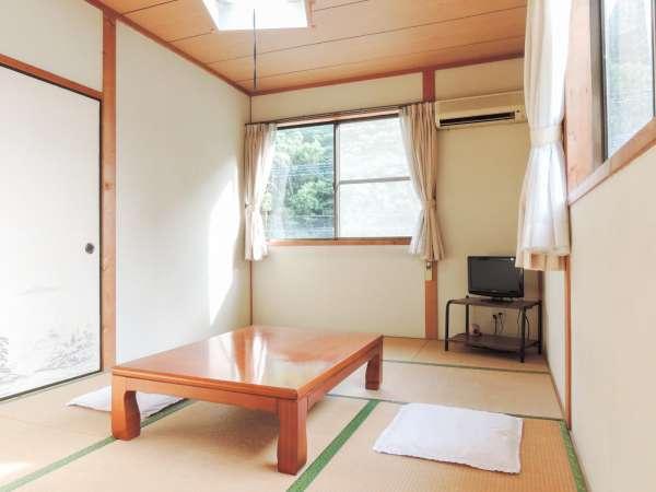 *【客室一例】和室7.5畳(バス・トイレ付き)