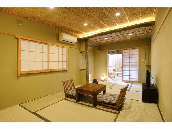 別邸の客室10畳。。※お部屋の1例です。