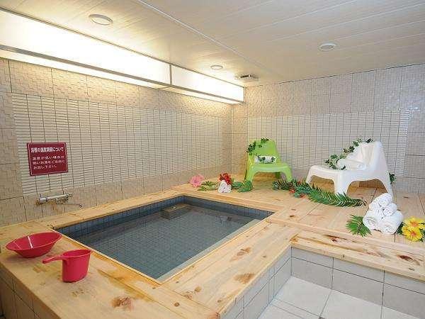 女性用大浴場(毎週末、金・土・日のみの営業となります)