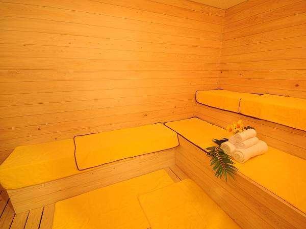 男性用大浴場では、サウナも御利用いただけます。