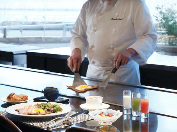 プレミアムラグジュアリーフロア「Vista」専用朝食※イメージ