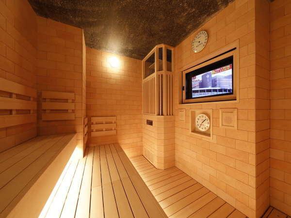 ■男性大浴場サウナ