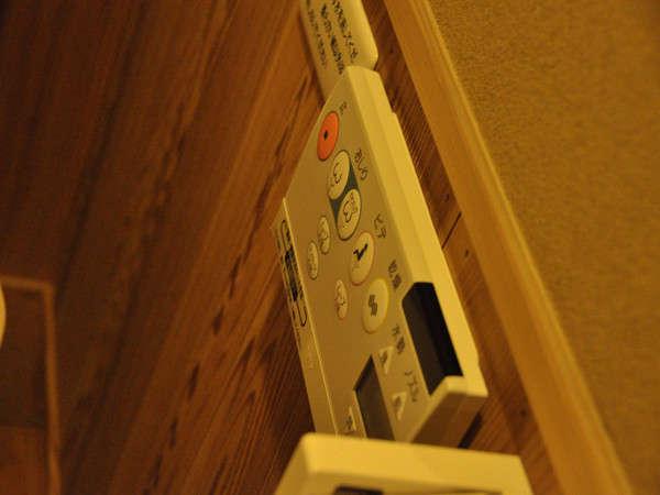 【設備】外国の方も安心な、どのお部屋も洗浄機能付きトイレを完備しております。