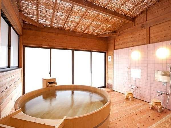 【306号室】専用檜風呂付コテージ